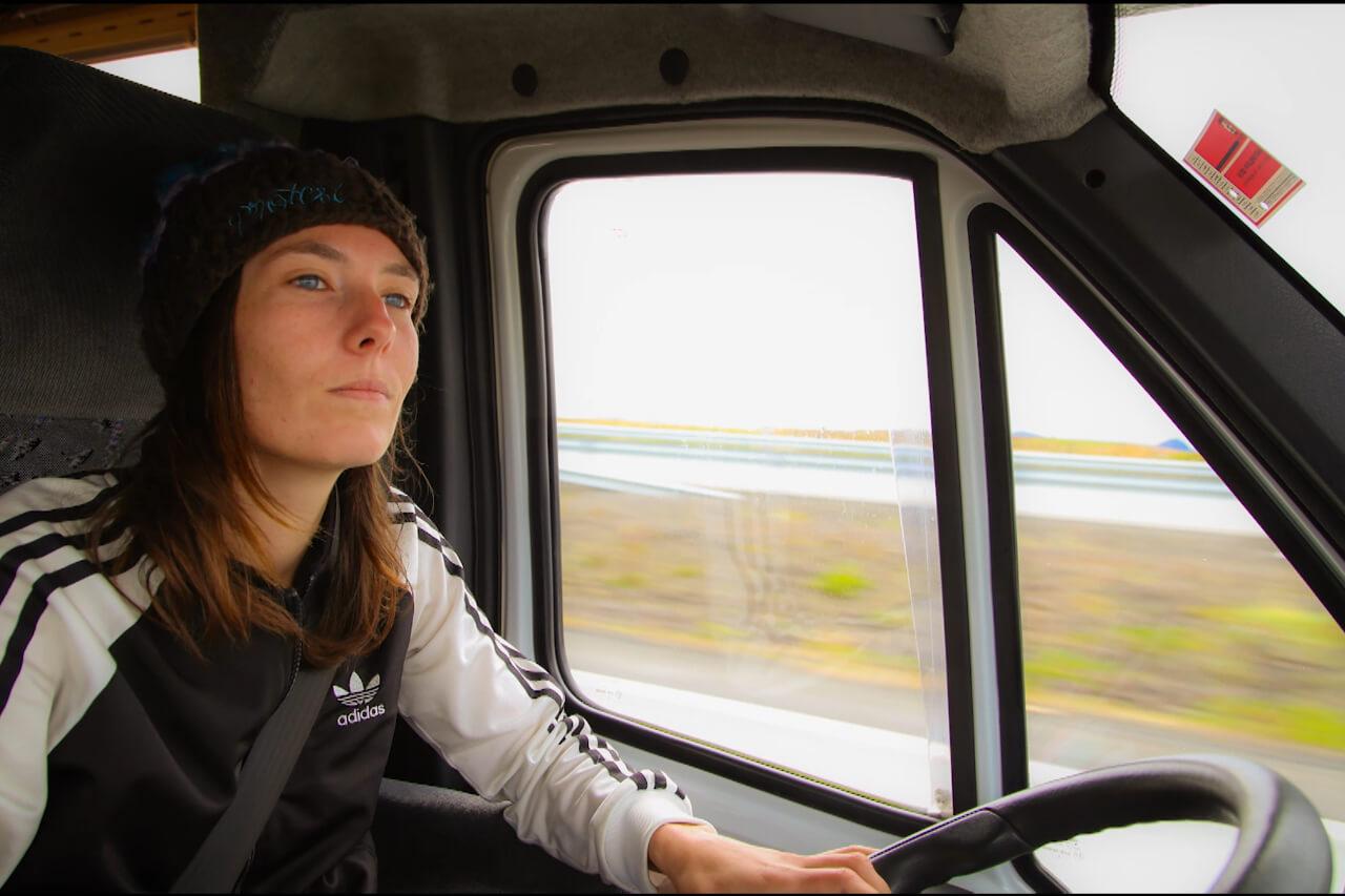 Dasja Groeneveld - Onderweg met de Camper