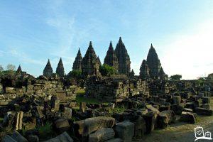 Indonesie-Java-Prambanan