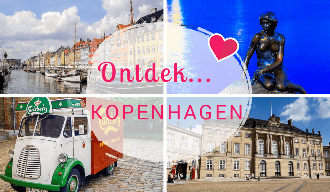 Ontdek Kopenhagen: Het kloppend hart van Denemarken!