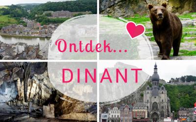Ontdek Dinant: Een gezellige stedentrip niet al te ver van huis!
