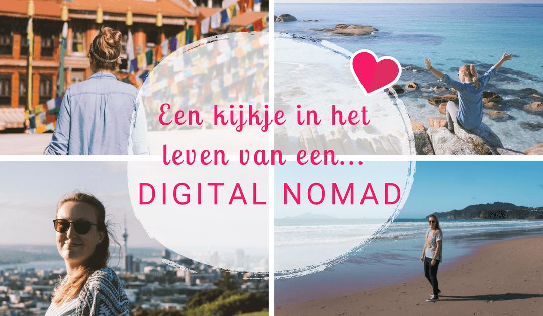 Fulltime reizen: een kijkje in het leven van een digital nomad!