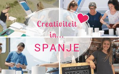 Creativiteit in Spanje: Een geweldig creatief project in Tarifa!