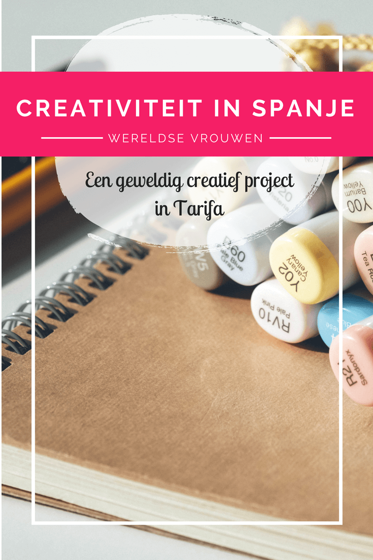 Karlijn Postma heeft in Tarifa (Zuid-Spanje) Creative Roadtrip opgezet om dichter tot jezelf te komen en vol maatschappelijke bewustwording. Lees meer!