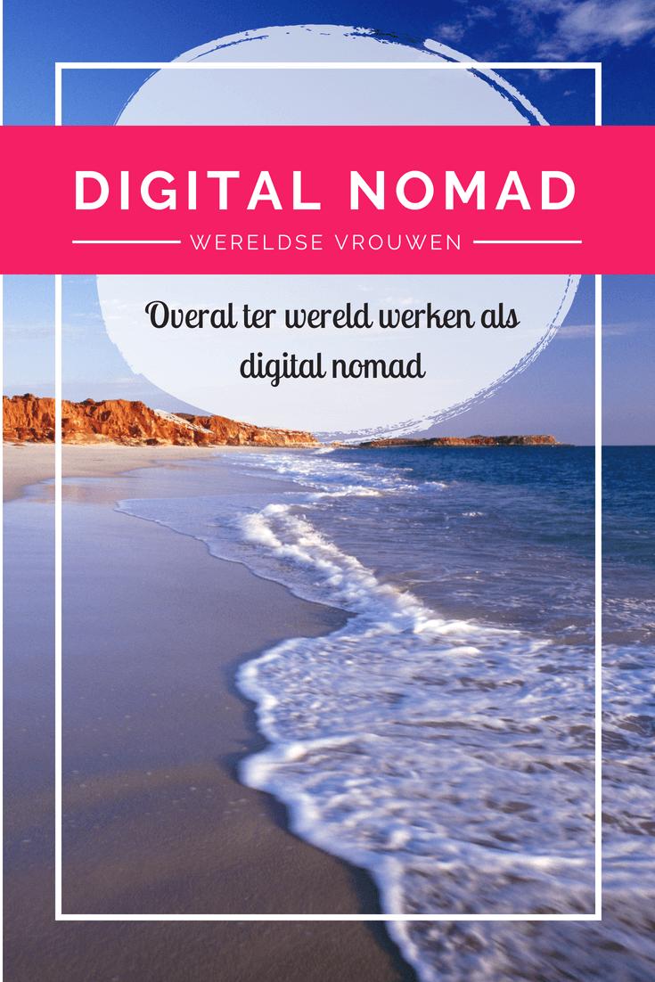Werken en reizen tegelijk? Dat kan als digital nomad. Agnès Nederlof leeft op deze manier! Wil je weten hoe haar leven eruit ziet? Lees dit interview!