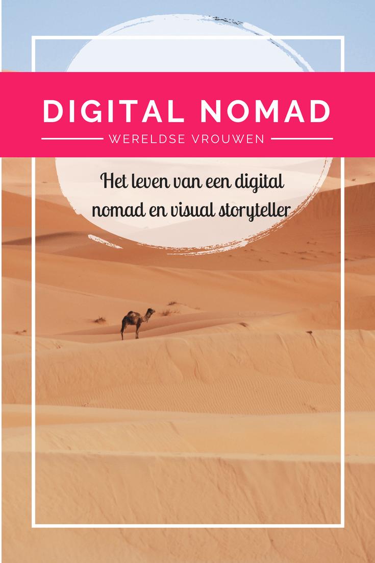 Hannah Sophia Bakels reist de wereld rond als digital nomad en runt haar eigen bedrijf als Visual Storyteller. Lees meer over haar leven in dit interview!