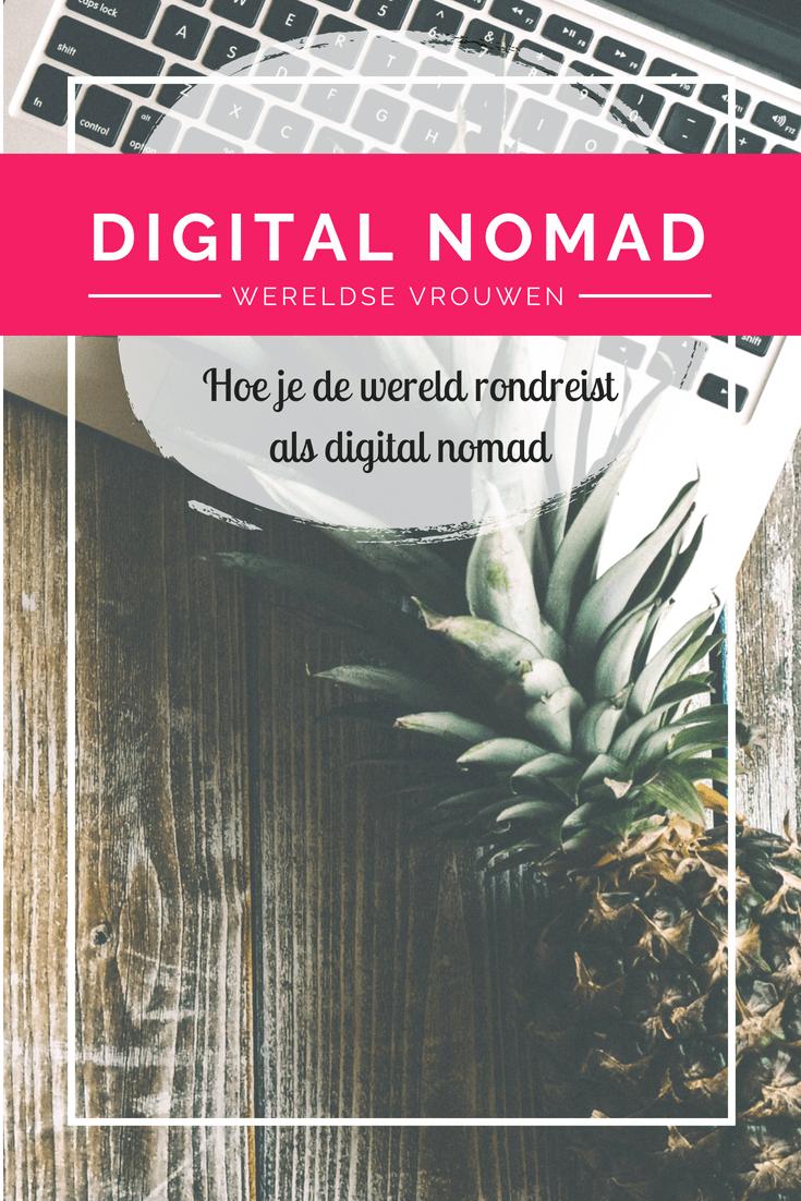 Jessica Lokker reist als digital nomad de wereld over. Ze werkt grotendeels online en heeft zo ruimte voor haar passie: reizen! Lees hier haar verhaal.