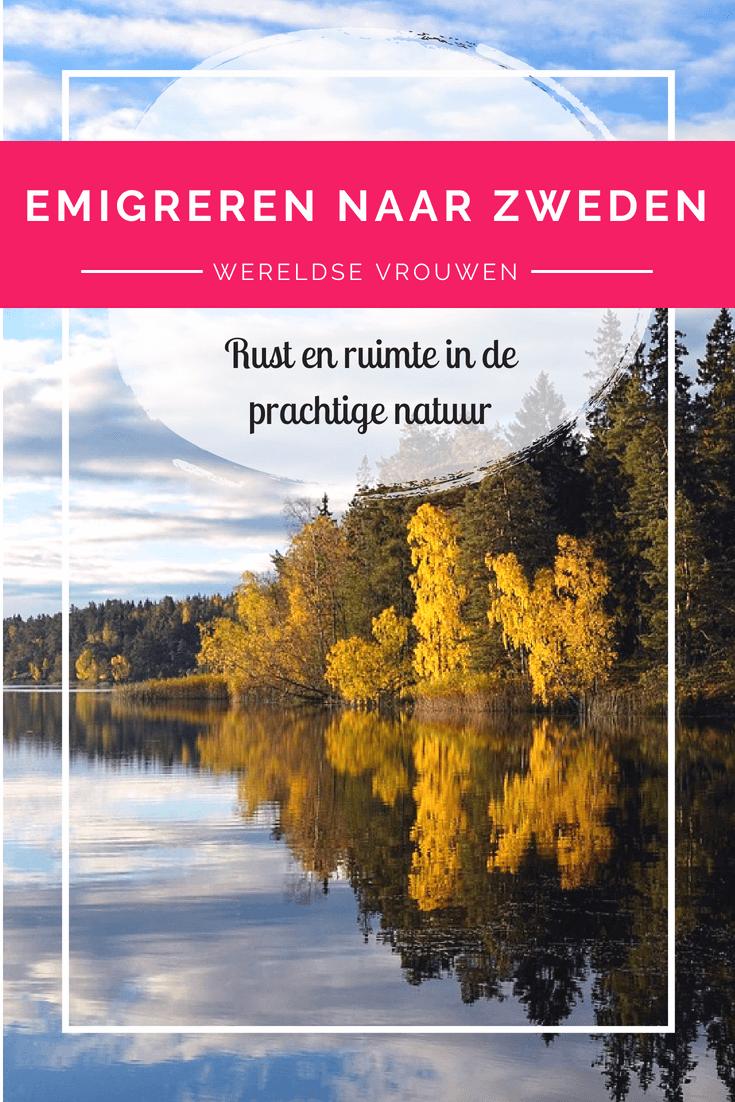 Emigreren naar Zweden? Fenne Kustermans deed het! Ze was op zoek naar rust en wilde graag dichterbij de natuur wonen. Lees meer over haar leven daar.