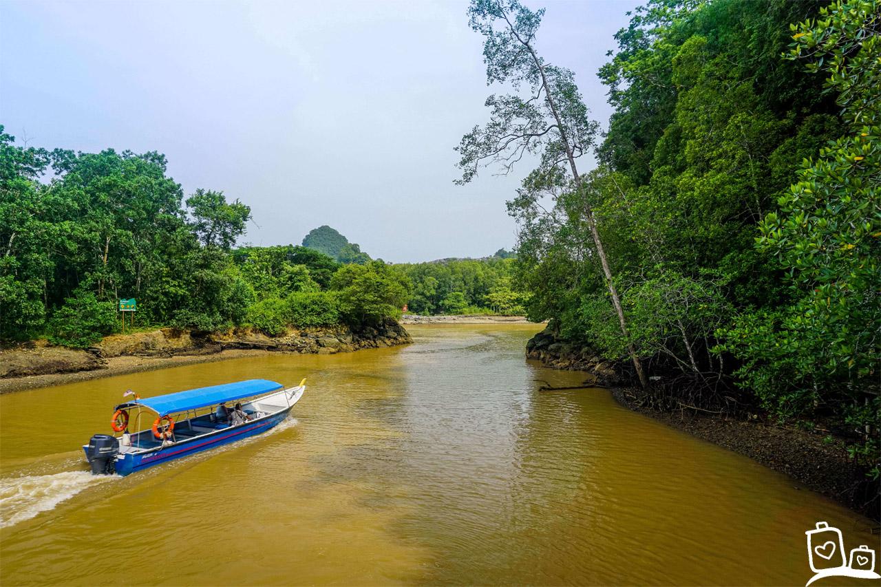 Maleisie Langkawi Geopark