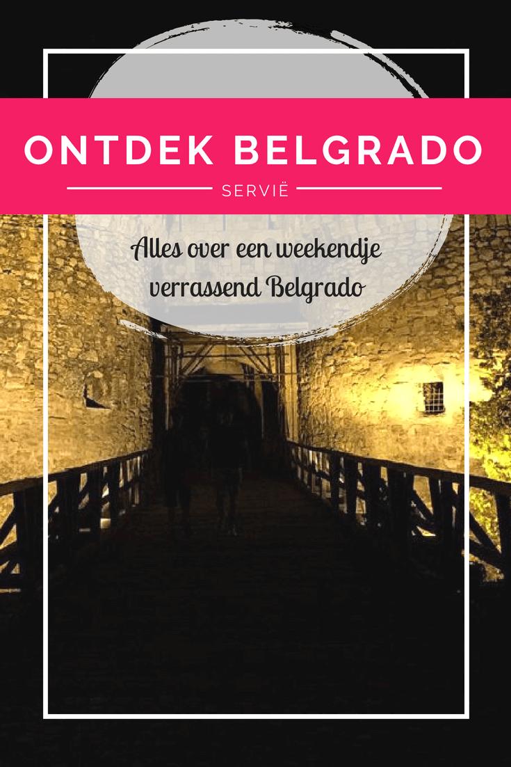 Belgrado is een verrassende stad en zeker de moeite waard om te bezoeken. Maar wat kun je daar nu allemaal beleven? Ik vertel het je hier!