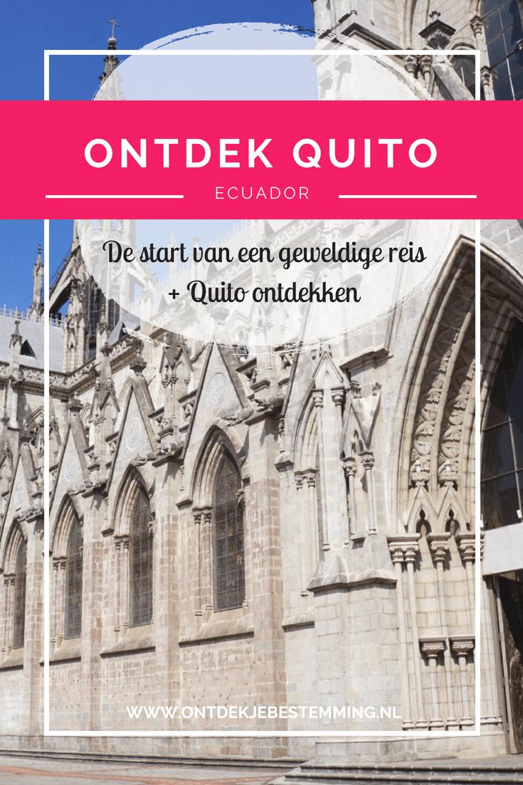 Mijn ervaringen van mijn rondreis door Ecuador. Deel 1: Quito. Met o.a. TelefériQo, Mitad del Mundo, La Virgen de El Panecillo en La Ronda. Lees meer!