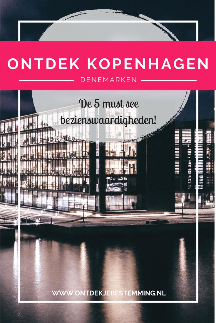 Kopenhagen is het kloppend hart van Denemarken. Het is een super gezellige stad. Lees meer over de mooiste bezienswaardigheden van deze gave stad!