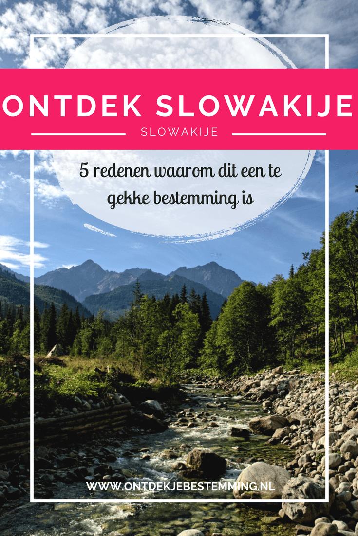Ontdek... Slowakije! 5 redenen waarom dit echt een te gekke bestemming is!