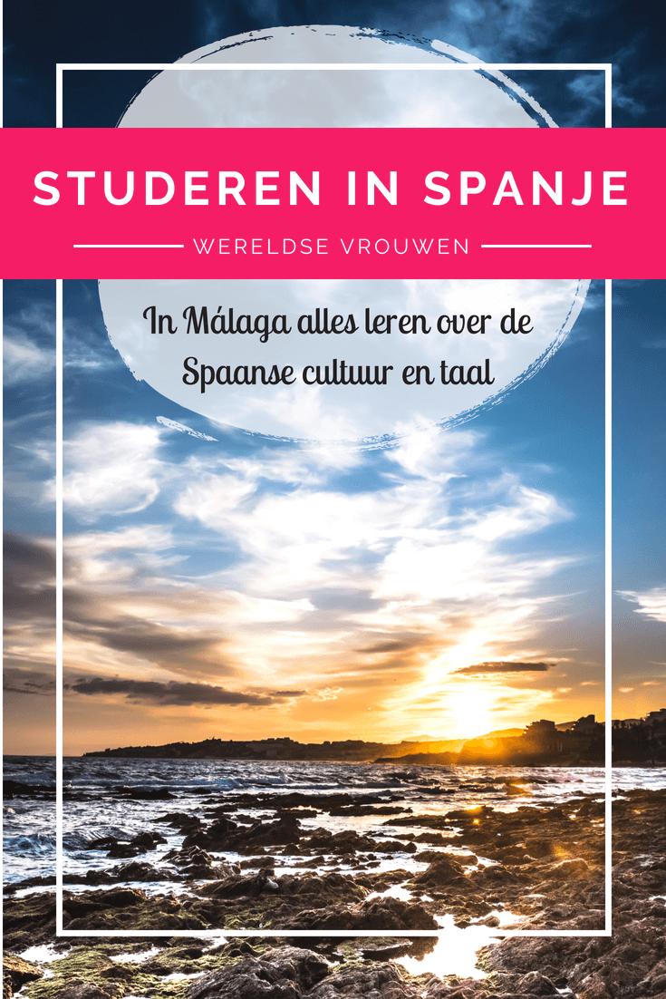 Studeren in Spanje? Jolien greep deze kans met beide handen aan en ging een half jaar in Málaga wonen en studeren. Lees haar verhaal hier!