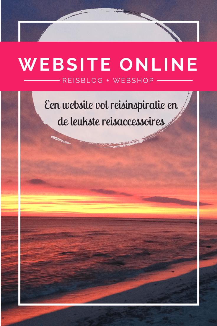 Op de website van Ontdek je bestemming vind je veel reisinspiratie, tips, foto's en een webshop met super leuke reisaccesoires. Dit wil je niet missen! Klik hier voor meer!