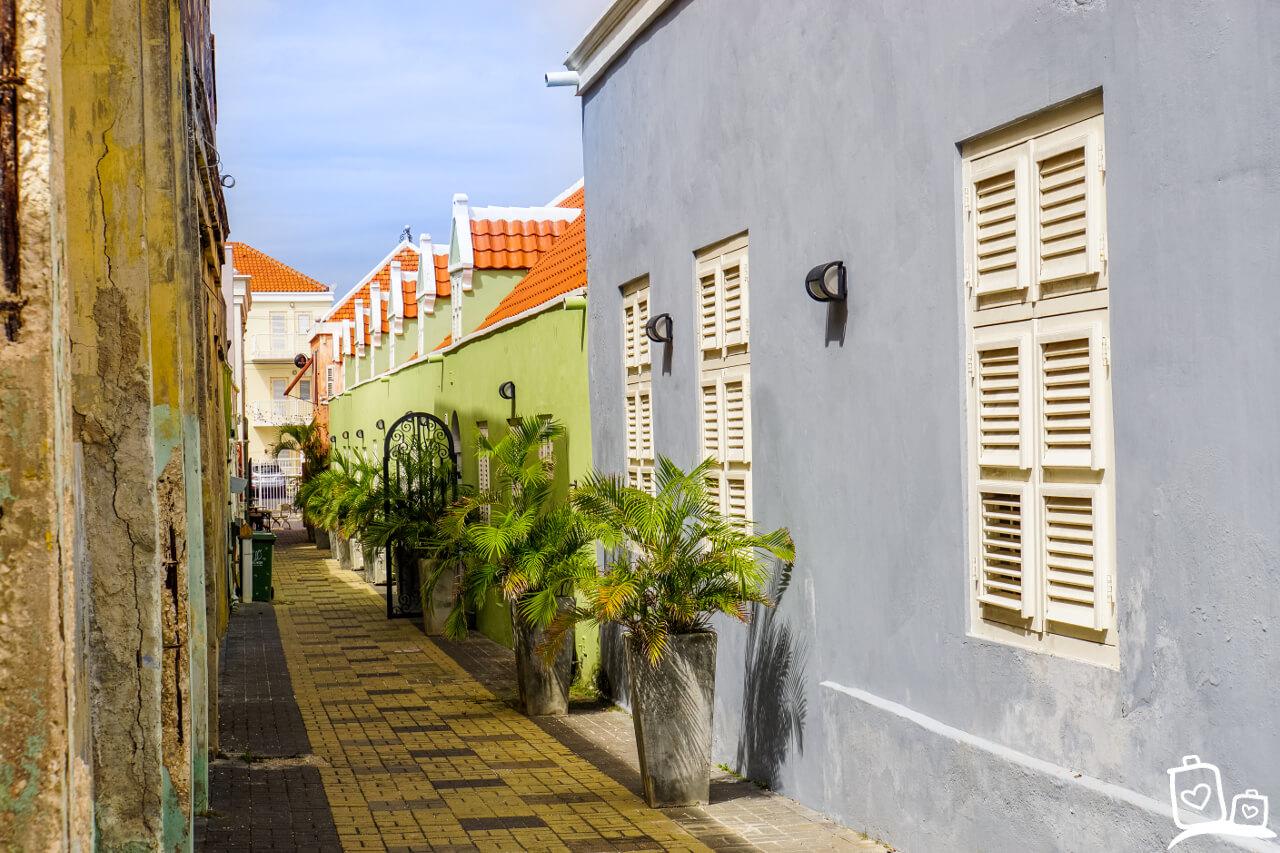 Curacao Willemstad Pietermaai