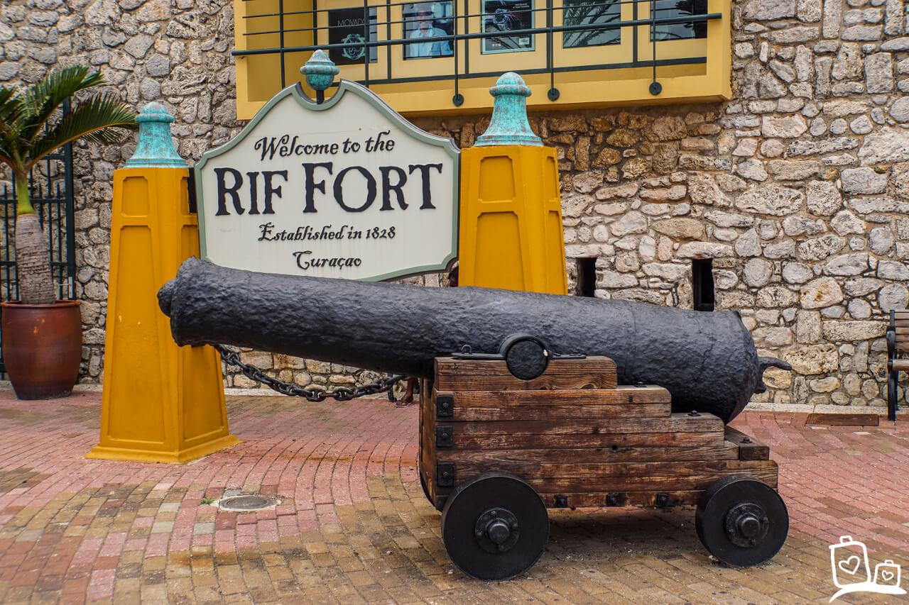 Curacao Willemstad Rif Fort Otrobanda