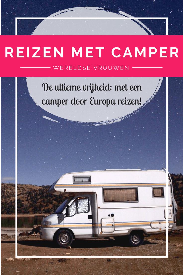 Reizen met een Camper door Europa