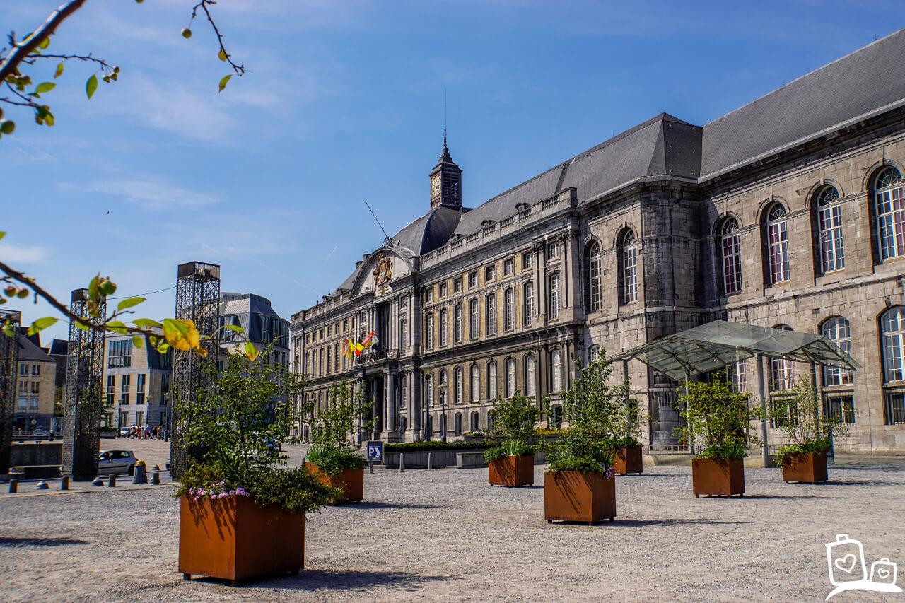 Weekendje Luik - Paleis