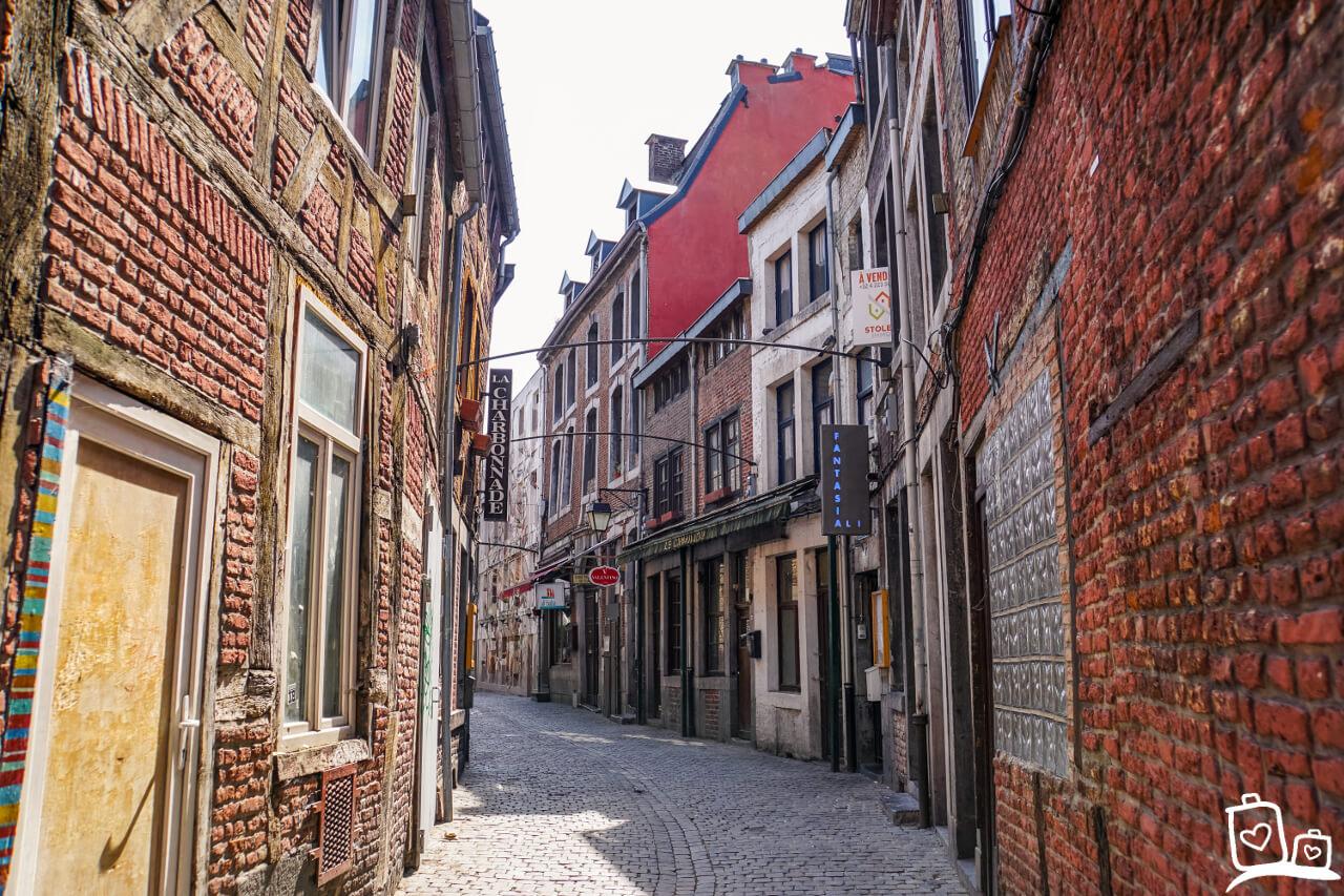 Weekendje Luik - Rue Roture