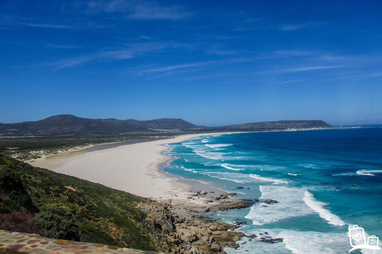 Zuid Afrika Kaapstad Strand