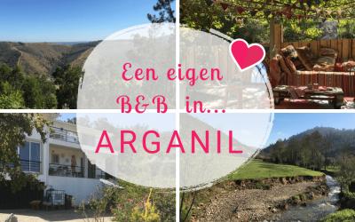Emigreren naar Portugal: Een eigen B&B in het mooie Arganil!
