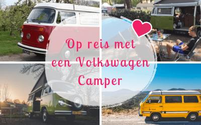 Hoe je een heerlijke vakantie kunt beleven in een Volkswagen camper!
