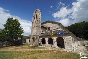 Kerkje-Monodendri-Zagoria-Griekenland