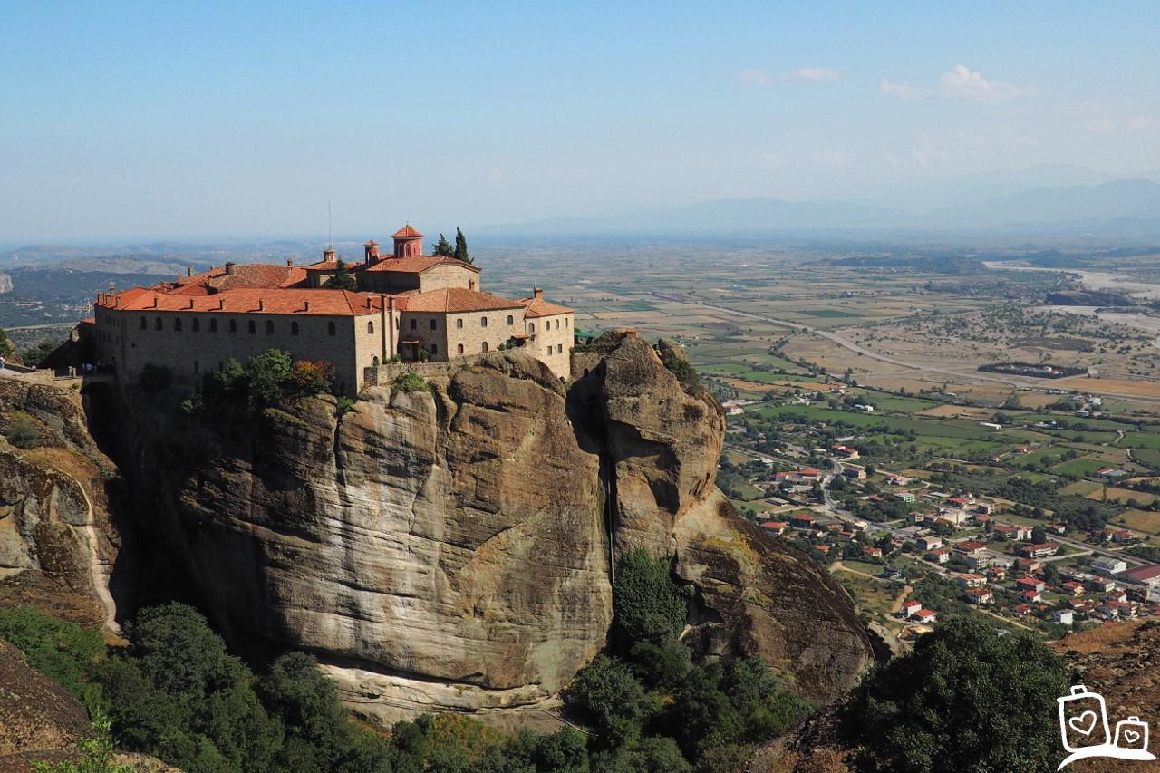 Meteora-Griekenland