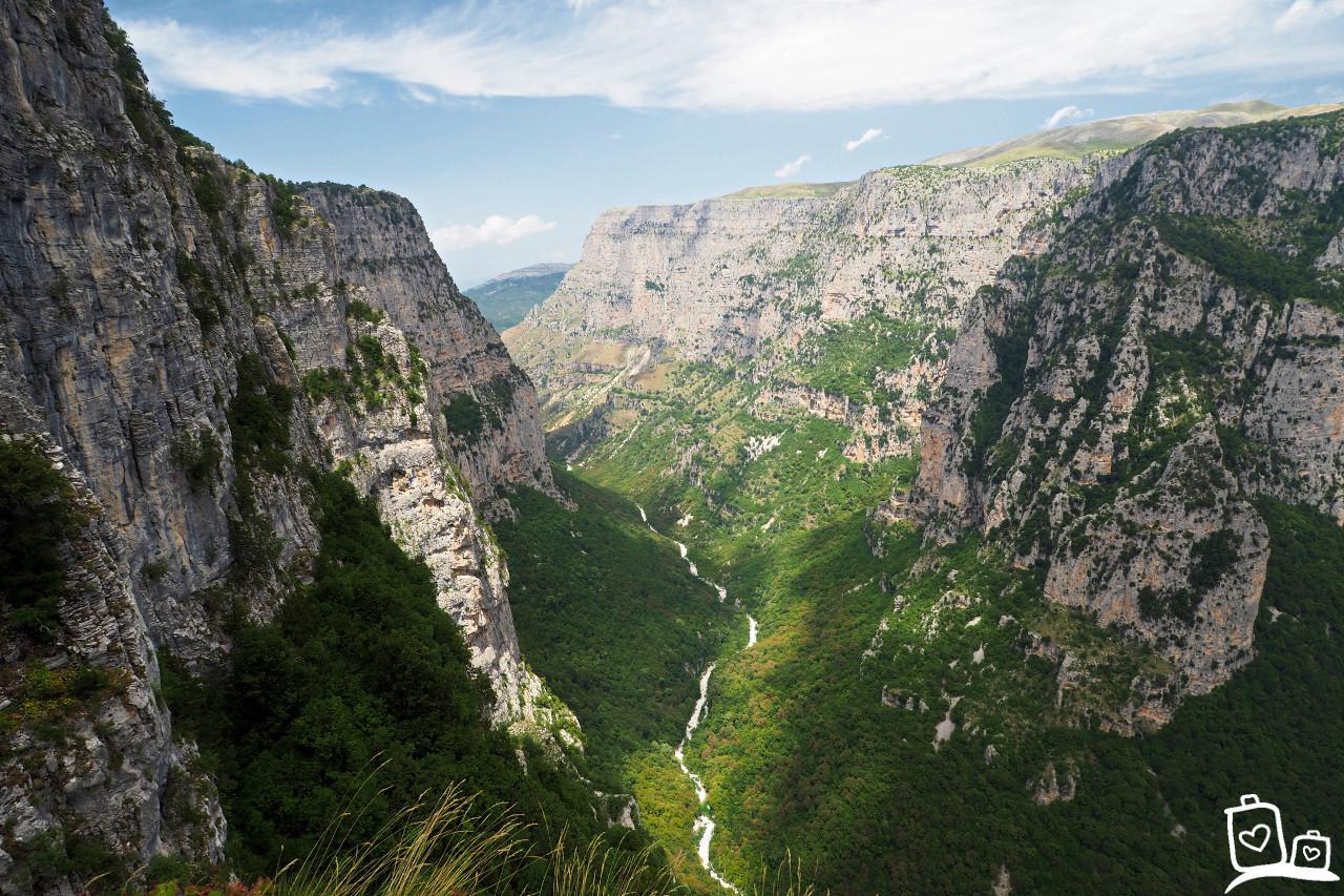 Vikos-kloof-Zagoria-Griekenland