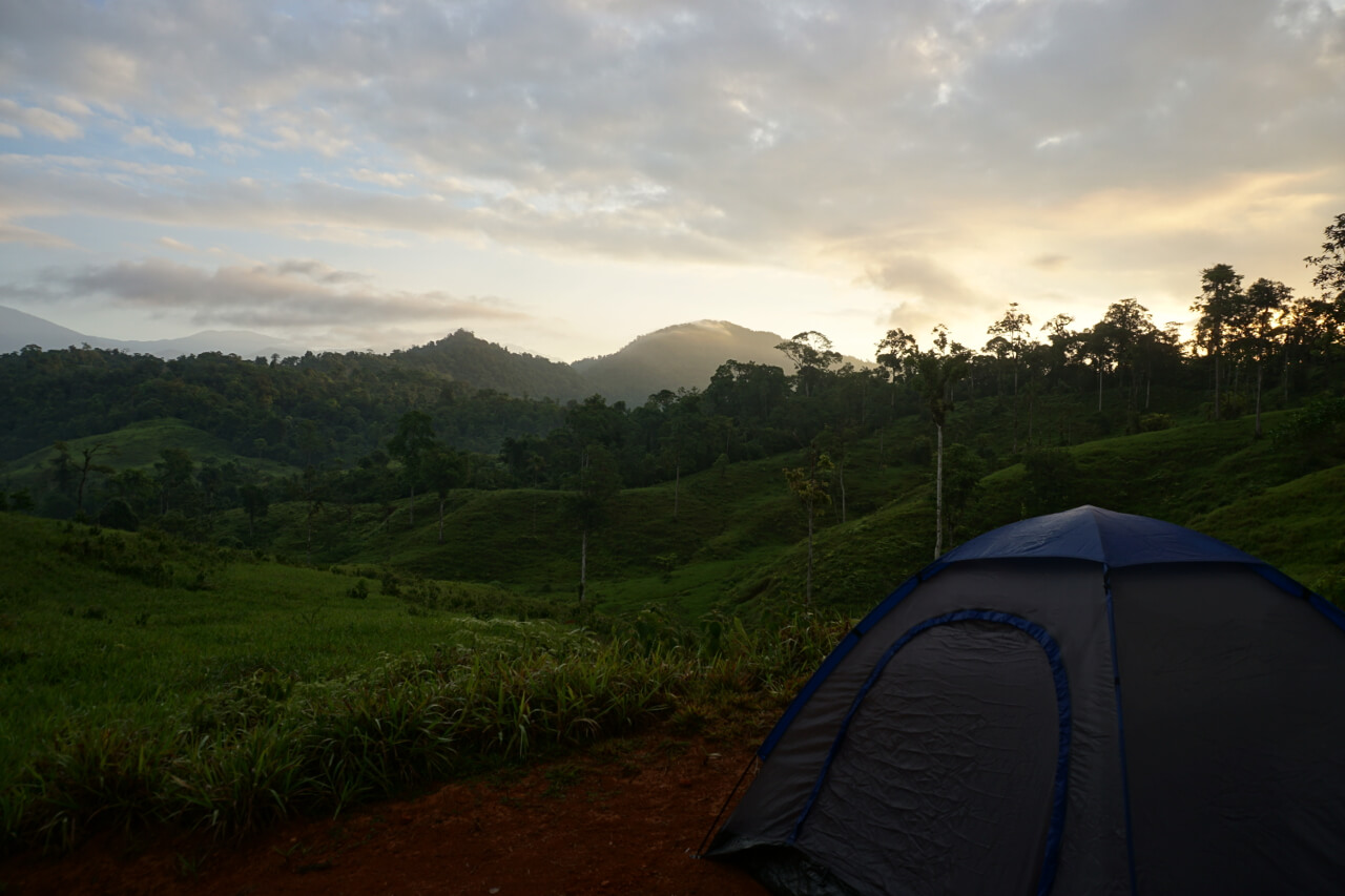 Anouk Veltmaat - Costa Rica - Wildkamperen