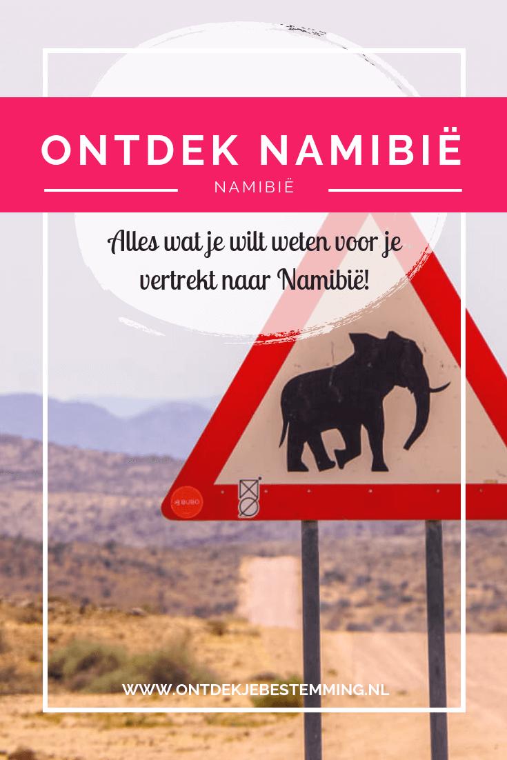 Ontdek Namibie - Alles wat je moet weten voor vertrek