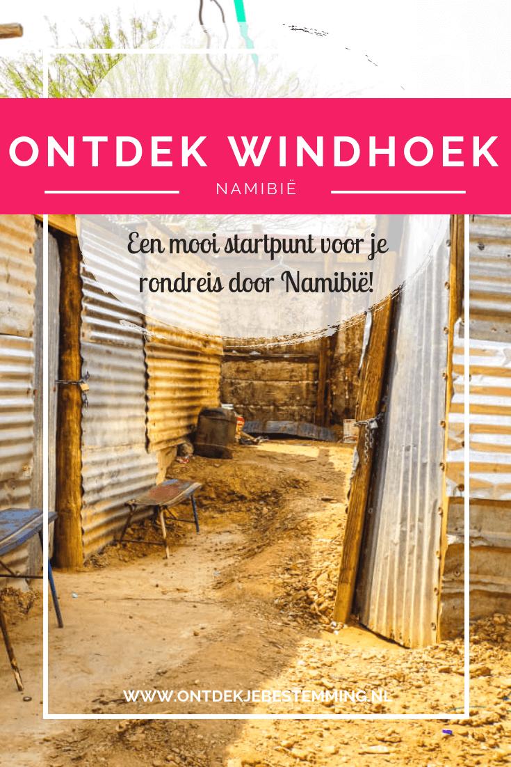 Rondreis Namibie - Windhoek