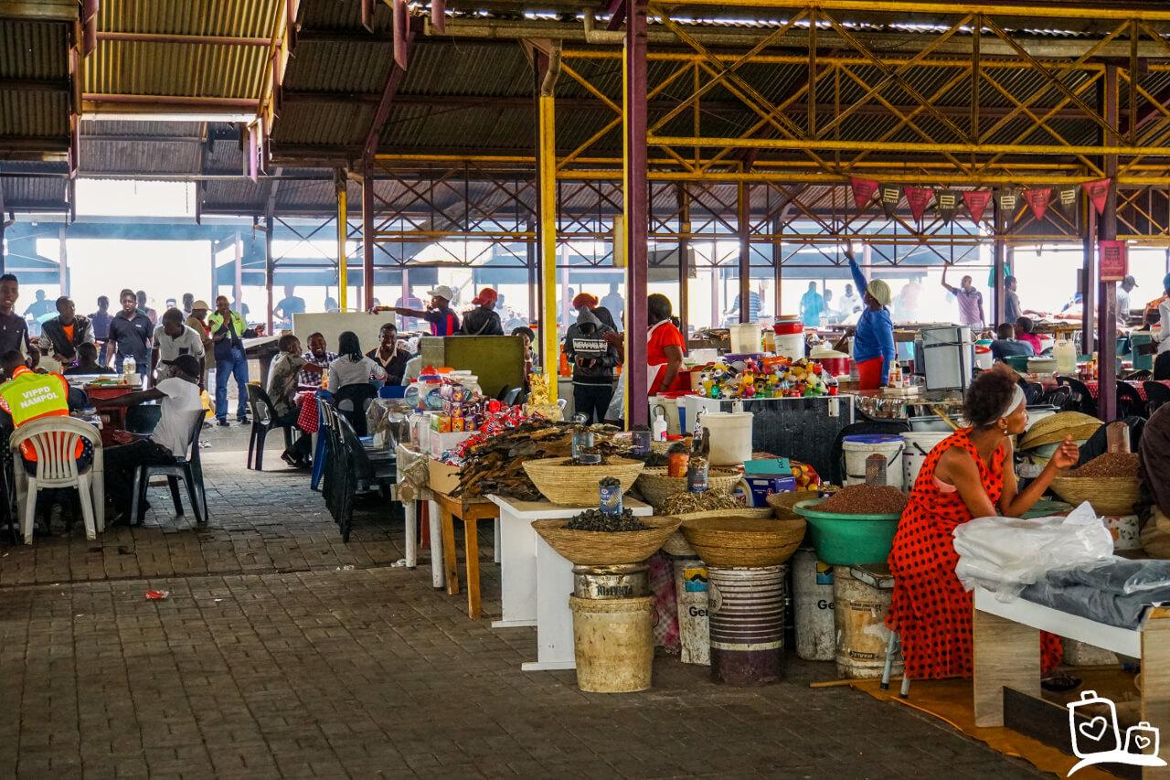 Windhoek Katatura Markt