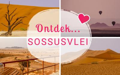 Namibië Blogserie Deel 3: De imposante Sossusvlei, Deadvlei en Dune 45!