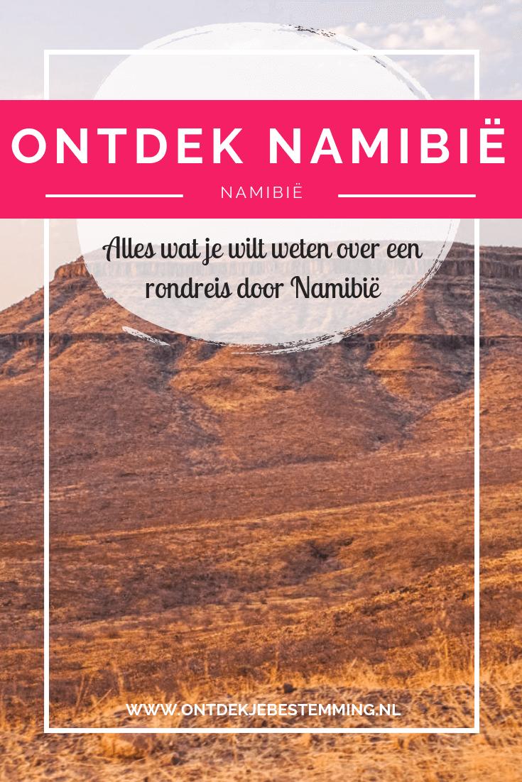 Namibië is een geweldige reisbestemming met haar uitgestrekte landschappen, de prachtige kust, het wildlife en de vriendelijke mensen. Lees hier meer!