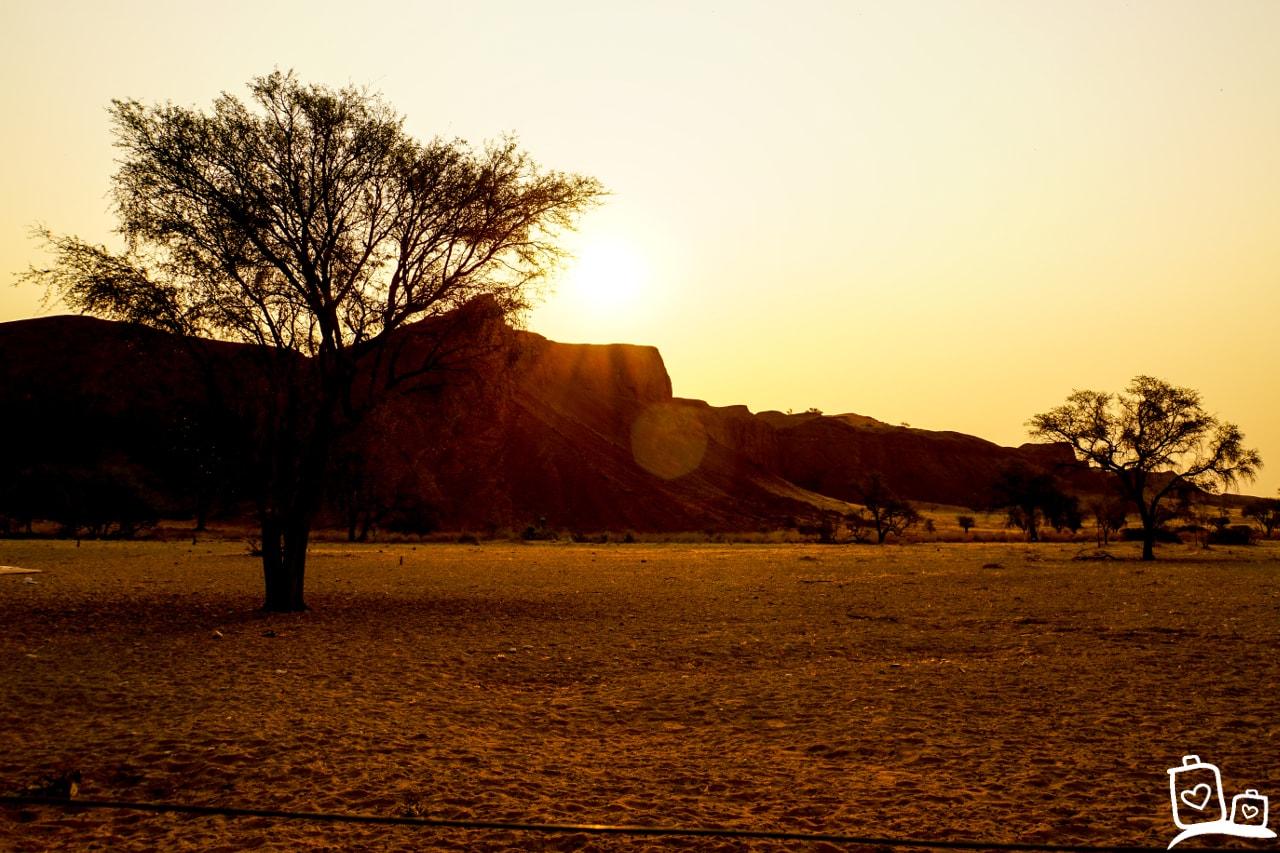 Sossusvlei - Namib Desert Lodge