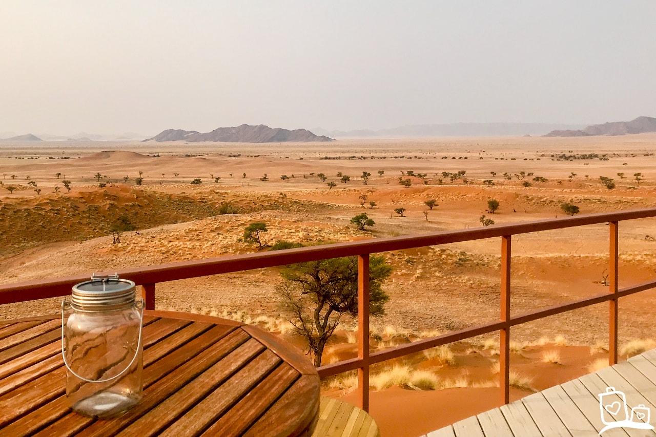 Sossusvlei - Namib Dune Star