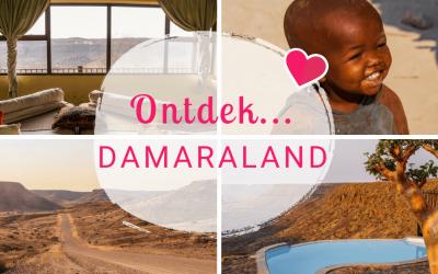 Namibië Blogserie Deel 5: De rust en het ruige landschap in Damaraland!