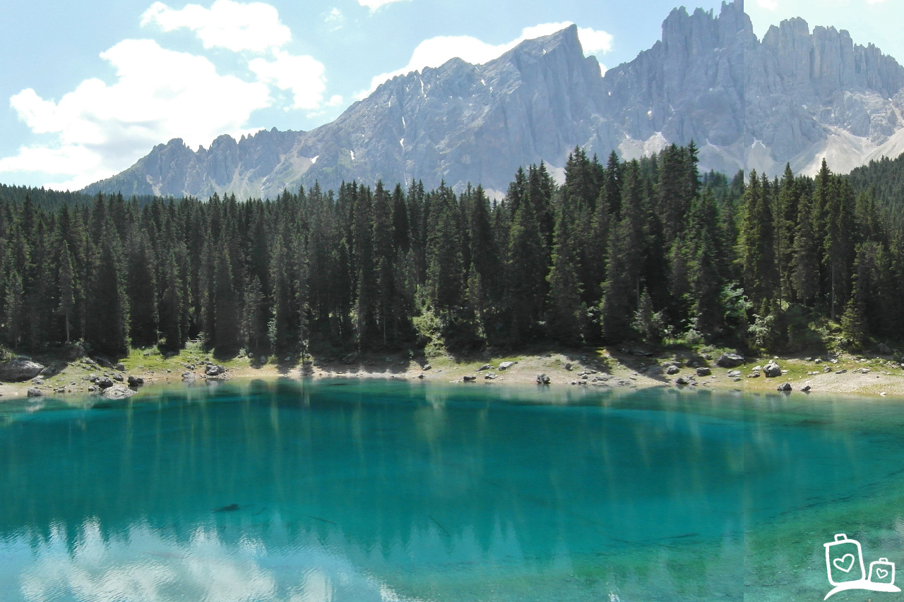 Italie-Carezzameer-lago-di-carezza