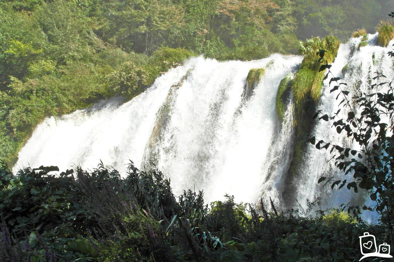 Italie-cascata-di-marmore-watervallen