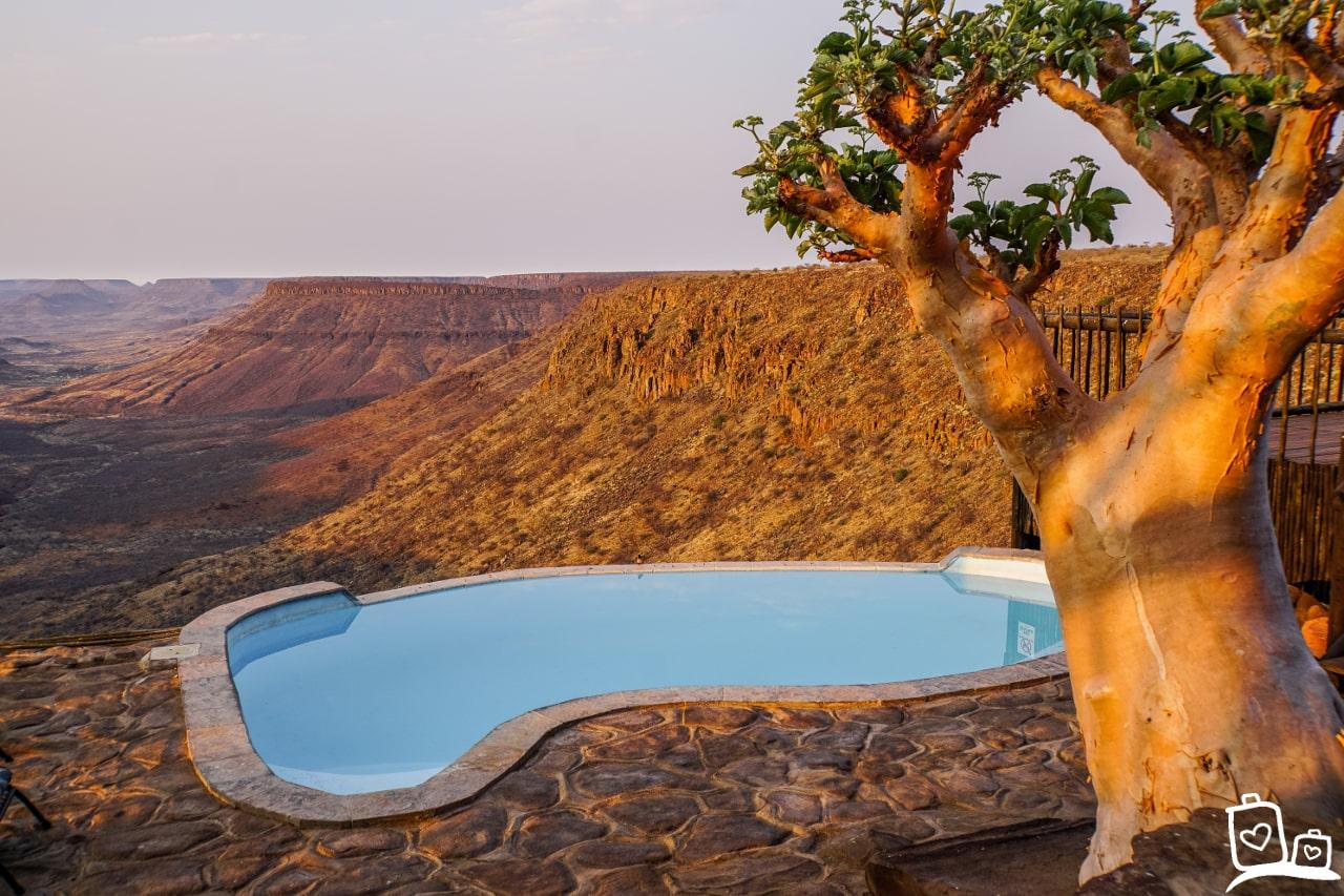 Namibie Damaraland Grootberg Lodge