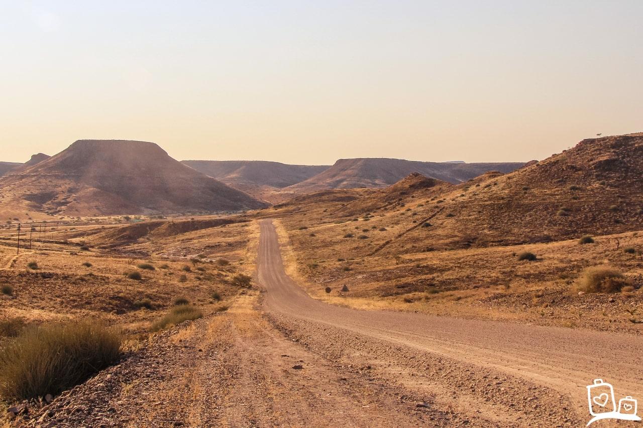 Namibie Damaraland