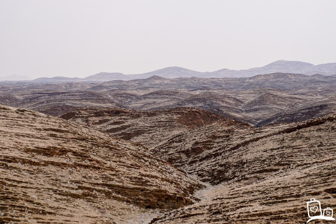Namibie Kuseb Canyon