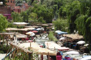 Marokko-Ourika-vallei
