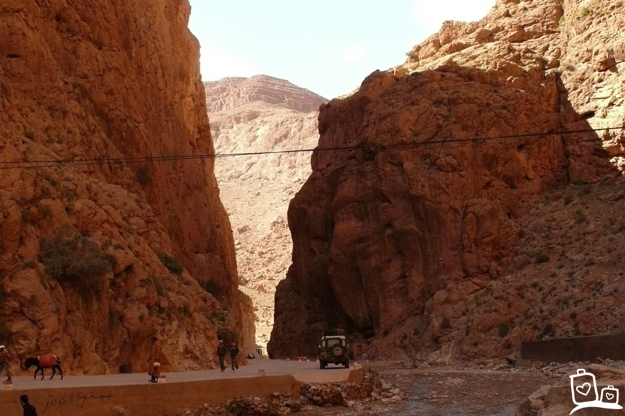 Marokko-todra-kloof