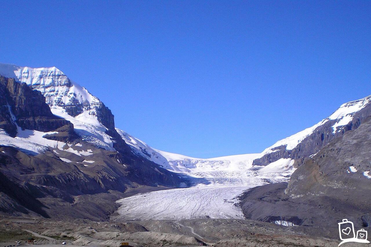 Canada-Athabasca-glacier