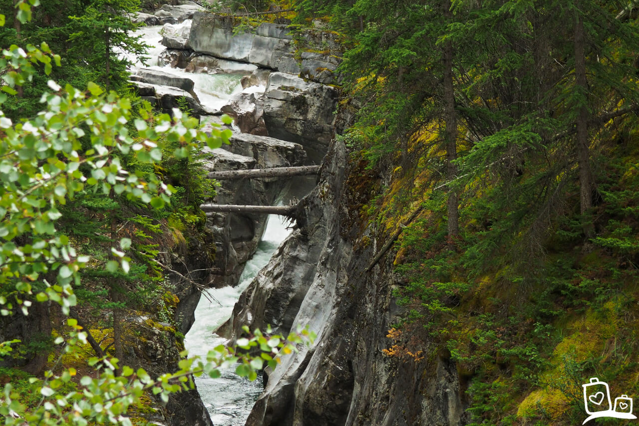 Canada-Maligne-Canyon