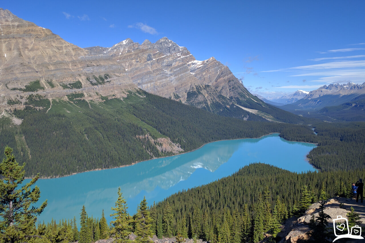 Canada-Peyto-Lake