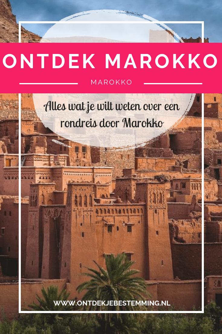 Ben je op zoek naar een vakantie die écht anders is, waar je het gevoel hebt dat je in een film bent beland en die je nooit zult vergeten? Ga naar Marokko!