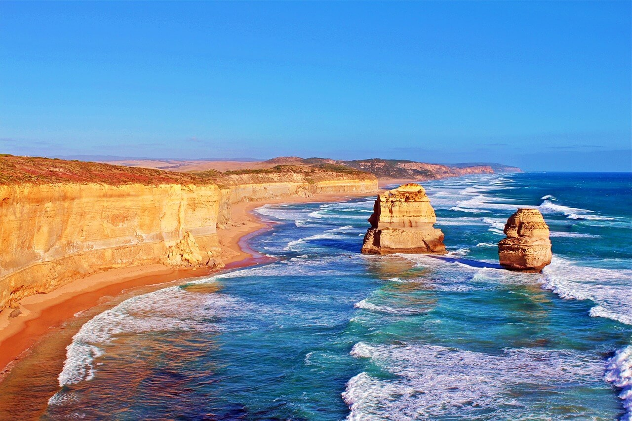 Australië Great Ocean Road